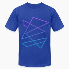 Kinetic (Light Blue, Purple Gradient)