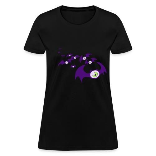 Eyebats femmetee - Women's T-Shirt