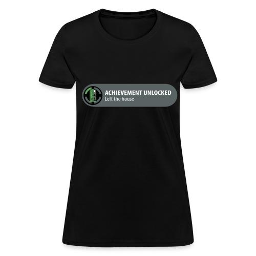 Achievement Unlocked - Women's T-Shirt
