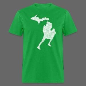 Love Michigan Running - Men's T-Shirt