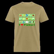 Team Fukui(Japanese) T-shirt T-shirt