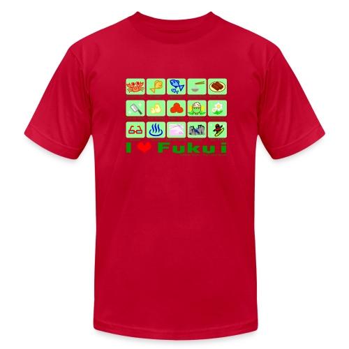 Team Fukui - Men's Jersey T-Shirt