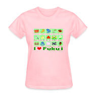 Team Fukui(English) T-shirt T-shirt