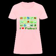 Team Fukui(English) T-shirt T-shirt