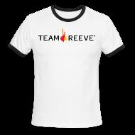 T-Shirts ~ Men's Ringer T-Shirt ~ Team Reeve American Apparel Men's Tee