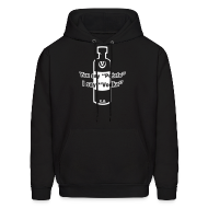 Hoodies ~ Men's Hoodie ~ You say