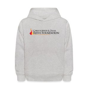 Reeve Foundation Kid's Hooded Sweatshirt - Kids' Hoodie