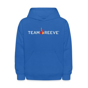 Team Reeve Kid's Hooded Sweatshirt - Kids' Hoodie