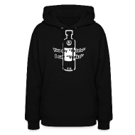 Hoodies ~ Women's Hoodie ~ You say