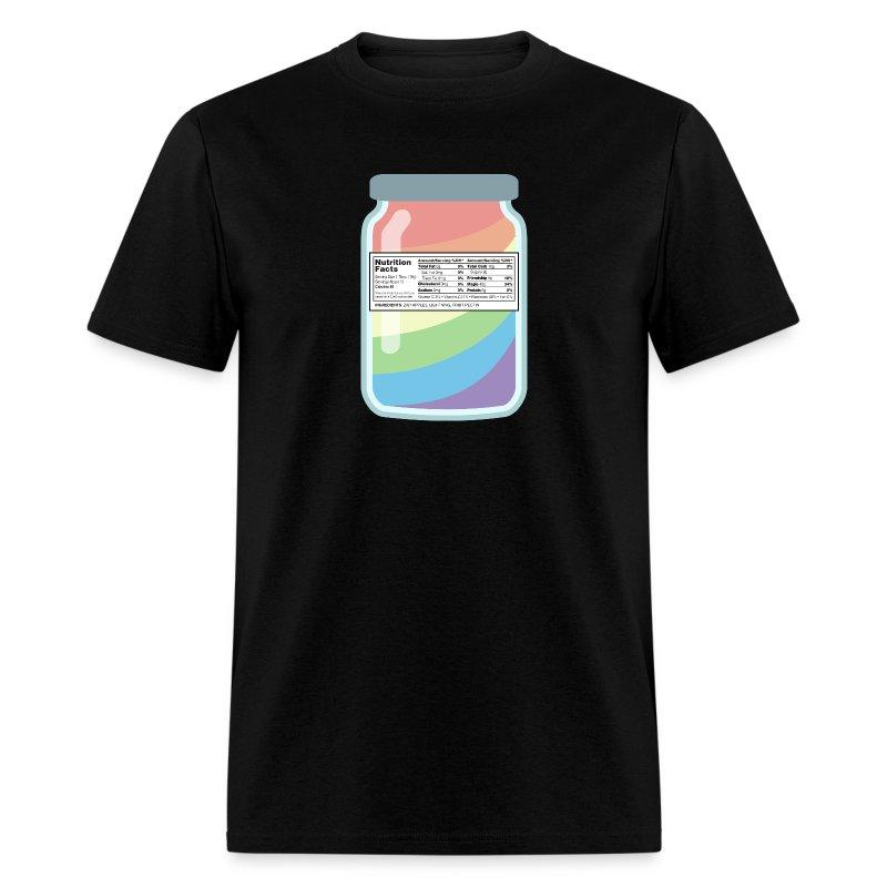 Nutritious! - Men's T-Shirt