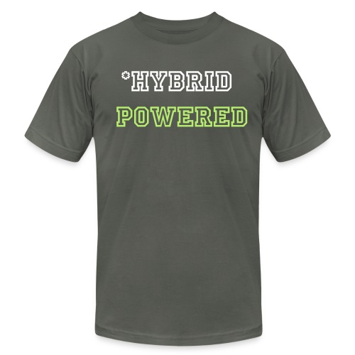 Hybrid Powered Ultimate Tee - Men's Fine Jersey T-Shirt