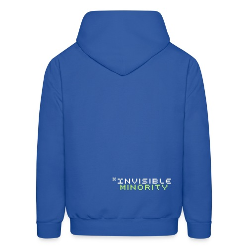 Invisible Astrix Pullover Hoodie - Men's Hoodie