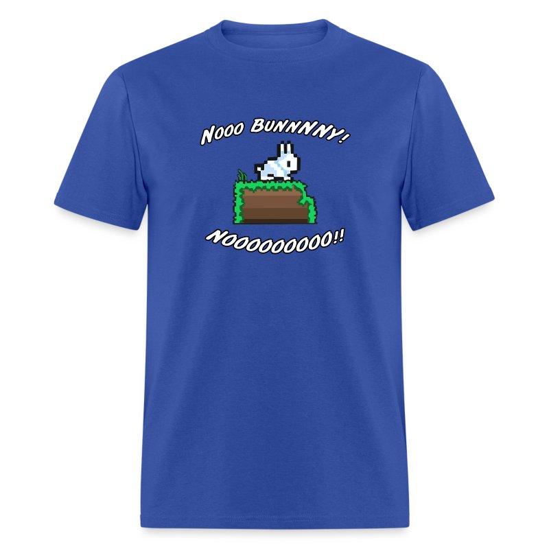 Nooo BUNNNNY! NOOOOOOOOO!! - Men's T-Shirt