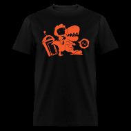 T-Shirts ~ Men's T-Shirt ~ dreweyes_40 Gildan Dark
