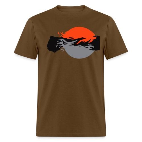 dreweyes_35 Gildan Dark - Men's T-Shirt