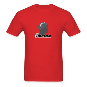 LeatherHead Red - Men's T-Shirt