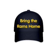 Sportswear ~ Baseball Cap ~ Bring the Rams Home Baseball Cap