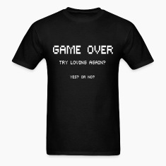 GAME OVER. T-Shirts