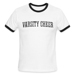 Varsity Cheer Mens Ringer T-Shirt - Men's Ringer T-Shirt