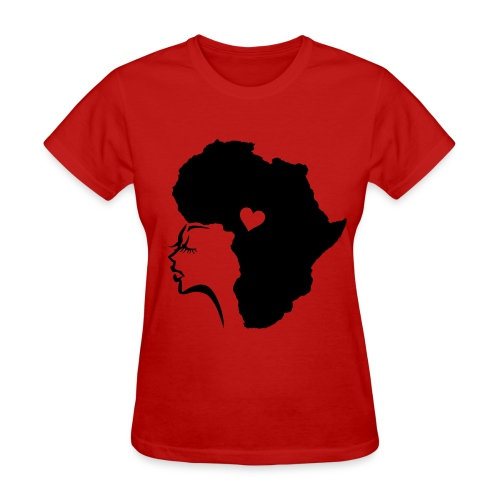 Hair Love - Women's T-Shirt