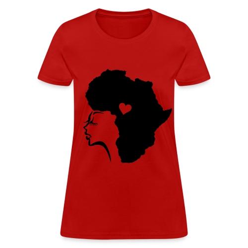 Hair Love - Women's T-Shirt
