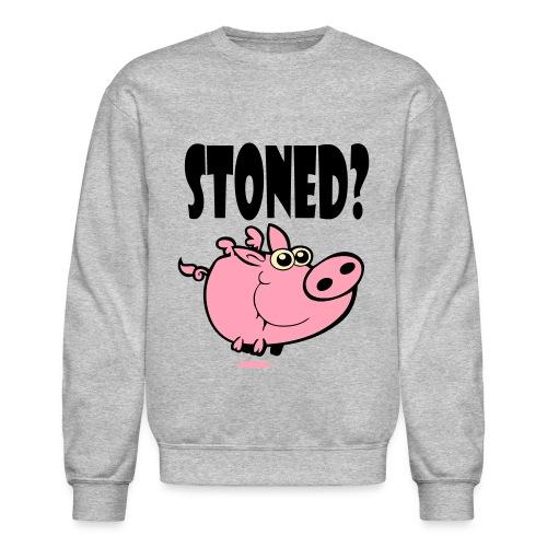 stoned - Crewneck Sweatshirt