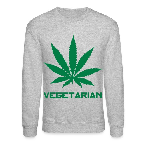 Vegetarian - Crewneck Sweatshirt