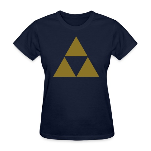 Women's Tee Triforce - Women's T-Shirt