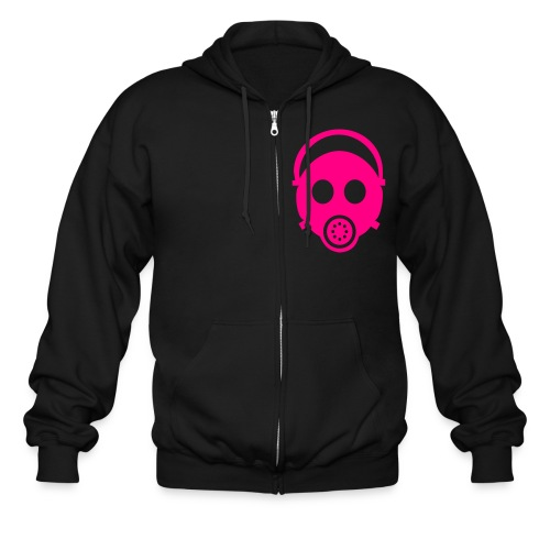 mask [mens] - Men's Zip Hoodie