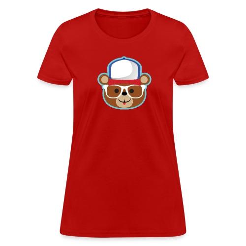 DJ Teddy Eddy Girl's T - Women's T-Shirt