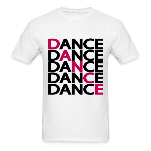 DANCE - Men's T-Shirt