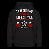 Hoodies ~ Men's Hoodie ~ Taylor Gang Life$tyle