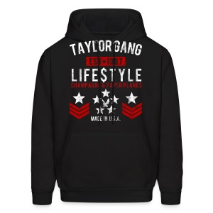Taylor Gang Life$tyle - Men's Hoodie
