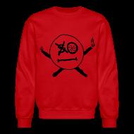 Long Sleeve Shirts ~ Crewneck Sweatshirt ~  Rehab Crew