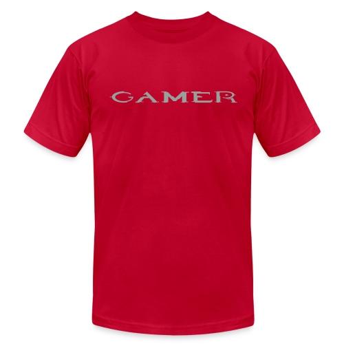 Halo Gamer - Men's Fine Jersey T-Shirt