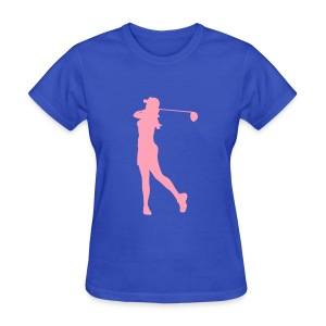 Golf female T-shirt - Women's T-Shirt