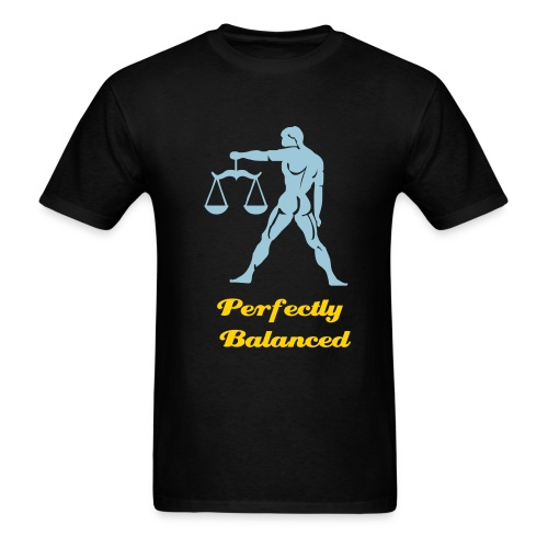 Perfectly Balanced - Men's T-Shirt