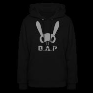 Hoodies ~ Women's Hoodie ~ B.A.P Bunny 2