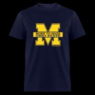 T-Shirts ~ Men's T-Shirt ~ Michigan - Born To Hate Ohio State