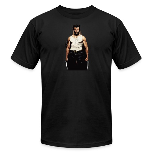 BLX Line - Salman as Wolverine - Men's Fine Jersey T-Shirt