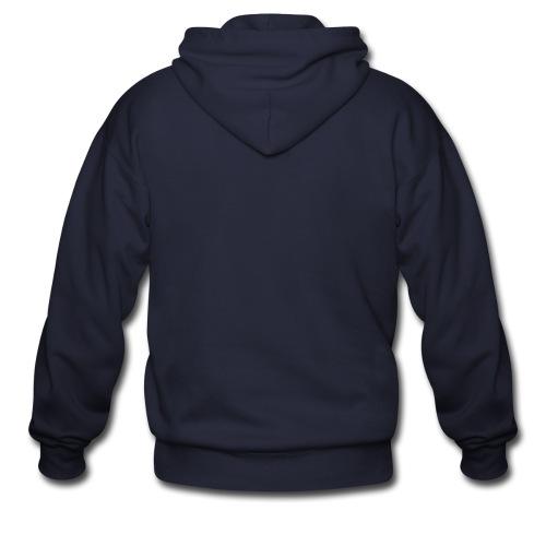 MY STYLE 23 - Men's Zip Hoodie
