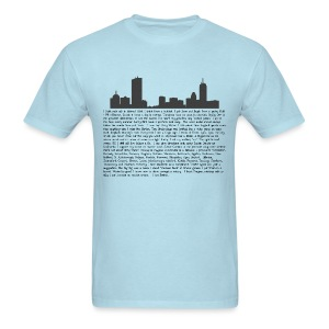 I am Boston - Men's T-Shirt