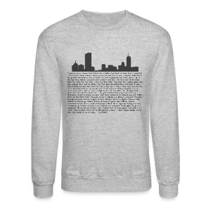 I am Boston - Crewneck Sweatshirt