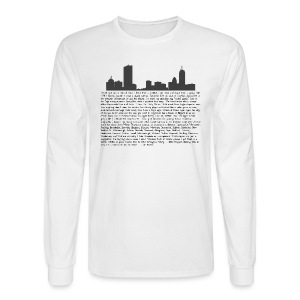 I am Boston - Men's Long Sleeve T-Shirt