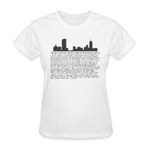 I am Boston - Women's T-Shirt