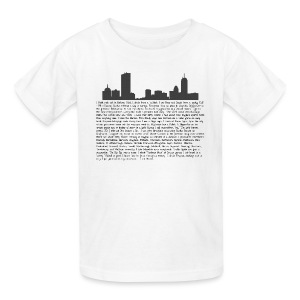 I am Boston - Kids' T-Shirt
