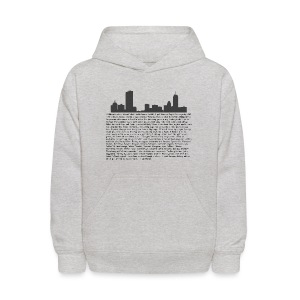 I am Boston - Kids' Hoodie