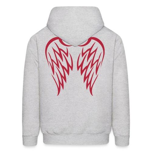 DETROIT ANGEL - Men's Hoodie