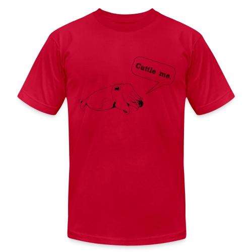 Cuttle Me Men's - Men's  Jersey T-Shirt