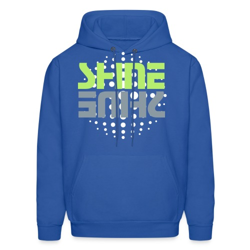 ShineX2 Men's Hooded Sweatshirt - Men's Hoodie